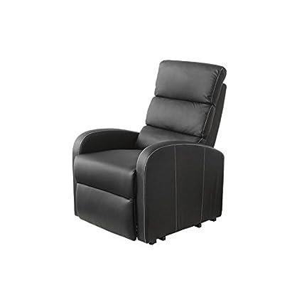 Sillón Reclinable - Modelo Relax Comfort Masajeador con ...