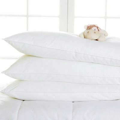 Cosy Nights Anti-Allergy 7.5 Tog Duvet/Quilt & Pillow, Cot Bed 53452
