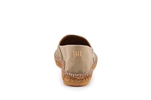 elastico maggiore da Muave Barceloneta comfort interna Viscata Espadrillas donna originali per con cucitura 6qXEw1xv