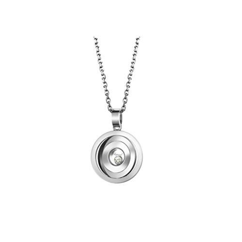 Chopard Happy Spirit White Gold Small Round Pendant - 797990-1001