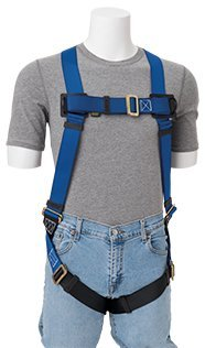 Gemtor Value Plus Universal Full-Body Harness with Pass-Thru Buckles