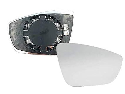 Espejo-Espejo Vidrio Espejo Exterior Derecho Convexa Calienta ...