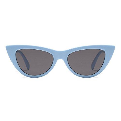 Chic Fashion Cool Sol Gafas Trend Unisex Protección Gafas De De Personality New C3 UV Pequeñas EIwqwz5