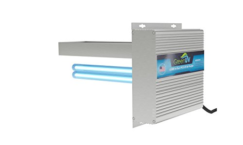 Air Duct Uv Light - G2000 Air Purifier Whole House TIO2 PCO photocatalytic Filter Uv Light in Duct for Hvac Ac (Air Conditioning) Duct Germicidal