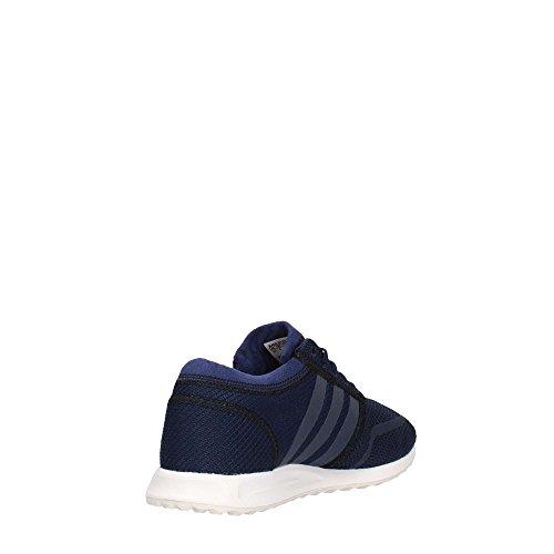 Angeles Navy Bambino Low K Blu Scarpe Los adidas Top 5xfO4q5