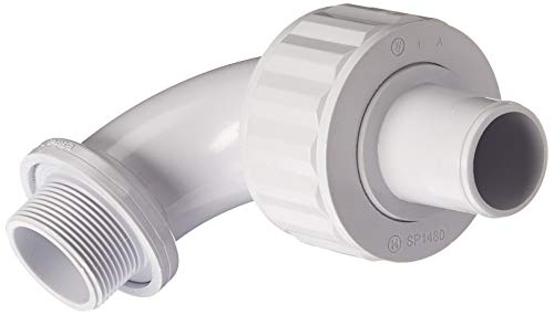 Hayward Union Elbow - Hayward SPX14853 Sweep Elbow Union Replacement for Select Hayward Filter, Valve and Suction Outlets