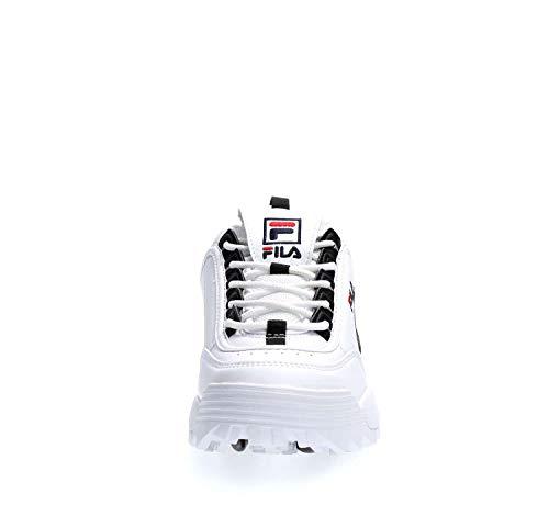 2019 Cb nero Estate Bianco Fila 1010604 Disruptor Low primavera ON8PknX0w