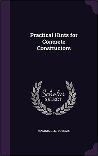 Practical Hints for Concrete Constructors