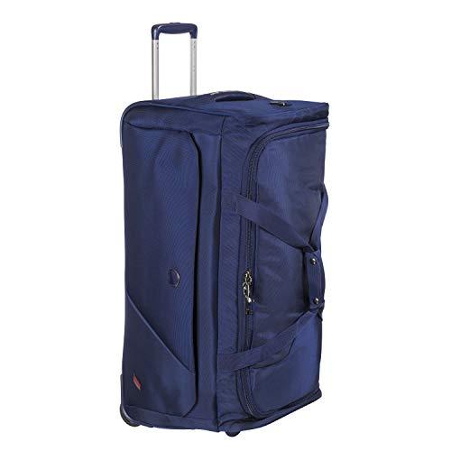 Delsey Paris New Destination Travel Duffle, 72 cm, 77 liters, Navy Blue