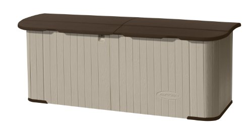 Suncast GS17500  Premium Multi-Purpose Storage Shed (Storage Resin Wood Shed)