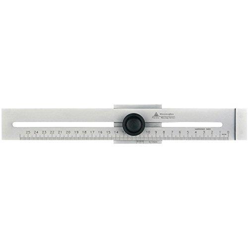 250 Mm Range - RB Measuring tools metal Marking Gauge, Measuring range: 250mm, 1piece, 991102