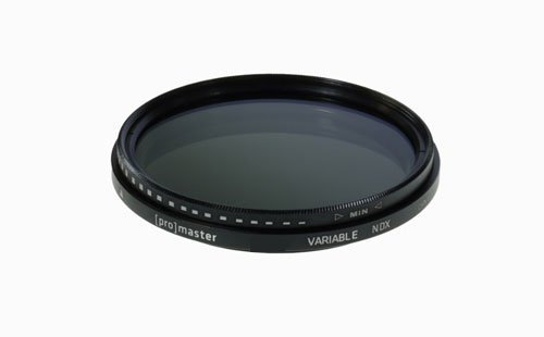 ProMaster Digital HGX Variable Neutral Density Filter 77mm by ProMaster