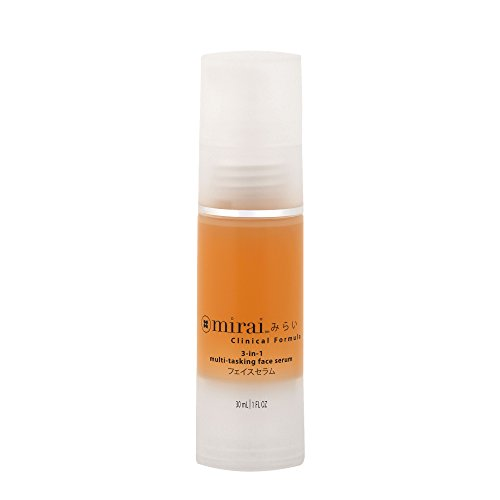 (Mirai Clinical Face Serum)