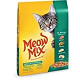 Cheap Meow Mix Indoor Formula Dry Cat Food, 14.2-Pound(Pack of 3)