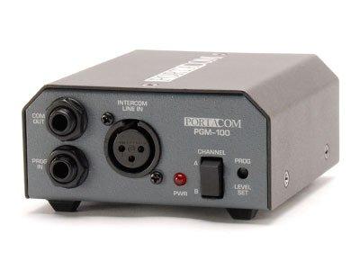Portacom Intercom (Anchor Audio PGM-100 Program Mixer Feedback Module for PortaCom Wired Intercom System)