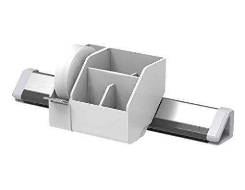 Bostitch Office Konnect 3-Piece Desktop Organizer Kit, White (KT-KIT1-WHITE)