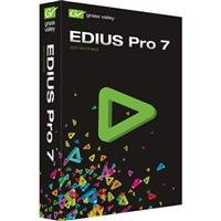 Grass Valley EDIUS Pro 7 Nonlinear Video Editing Software, Retail Box/Educational (Windows 7 Educational Software)