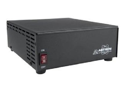 Astron SS-50 - 50 Amp Switching Power Supply -- 40 Amp Continuous, 50 Amp ICS, 13.8 VDC Output, 120/220 Volt Input.