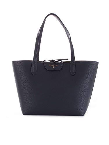 Fourre tout Cm Shopper Sac Color Pepe Patrizia Double 29 Bleu 8YqwXn4