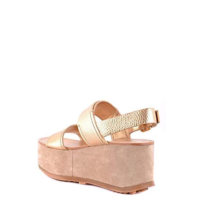 Car Shoe Sandali Donna Mcbi33973 Pelle Oro