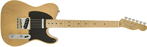 Fender Classic Player Baja Telecaster, Maple Fretboard - Blonde