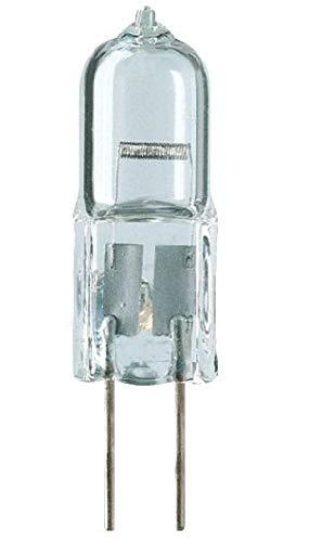5er Pack Osram Halostar 64415 Halogen-Stiftsockellampe G4 12Volt 10Watt