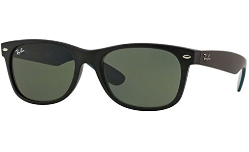 ban Matte Rb Wayfarer Ray Sunglasses New Unisex Black 2132 SAdnU6