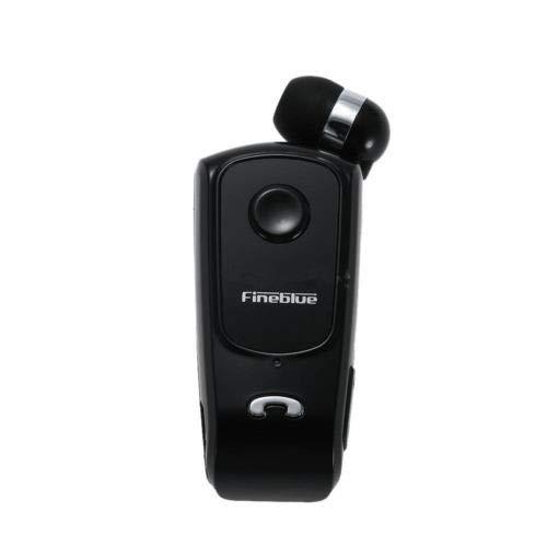 FidgetFidget Headset Earphone F910 Original FineBlue Wireless Bluetooth Vibrating Alert KY F920 Black F920