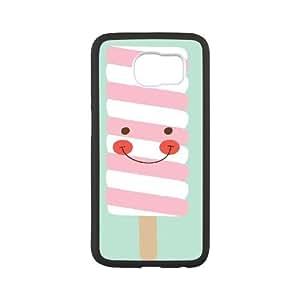 SOPHIA Phone Case Of Ice cream Cute Cartoon Cool Painting For Samsung Galaxy S6 G9200