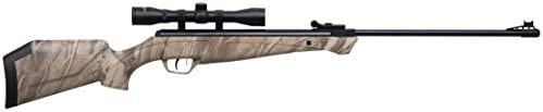 Crosman Stealth Shot .177 Camo Nitro Piston Rifle with 4 x 32 Scope