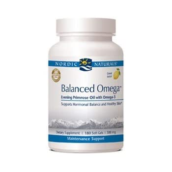Nordic Naturals Pro Balanced Omega Fish Oil