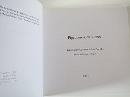 Pigeonniers du silence