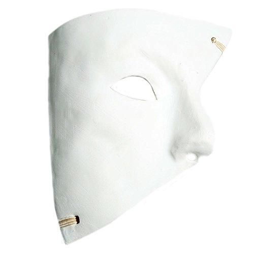 KBW Phantom Paper Mache Mask