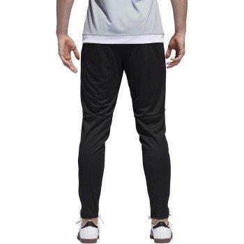 adidas Mens Tiro17 TRG Pant, Black/Blue, Medium by adidas