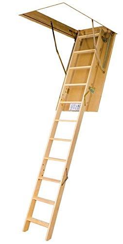 Echelle escamotable - Hauteur maximale sous plafond 2.80m EchelleDirectLWS60111-2