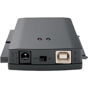 玄人志向 HDDtoUSB変換アダプタ SATA2 IDE対応 KRHC-SATA2+IDE/U2