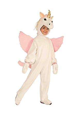 Amazon.com: Forum Novelties Plush Unicorn Child Costume, Small ...