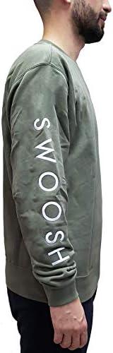 Nike NSW Swoosh Crew sbb col 380 CU3906