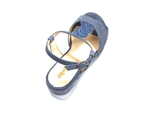 Melluso Melluso Sandalo Jeans Donna Donna R7734 danxH1dw