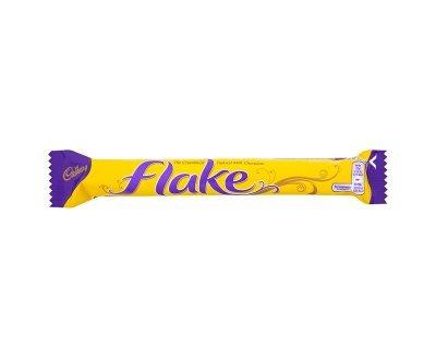 (Cadbury Flake Chocolate Bar (32g x 18))
