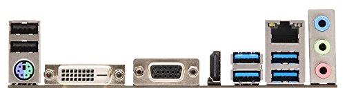 Realtek GbE ASRock 90-MXB830-A0UAYZ Scheda Madre DDR4 M.2 USB 3.1