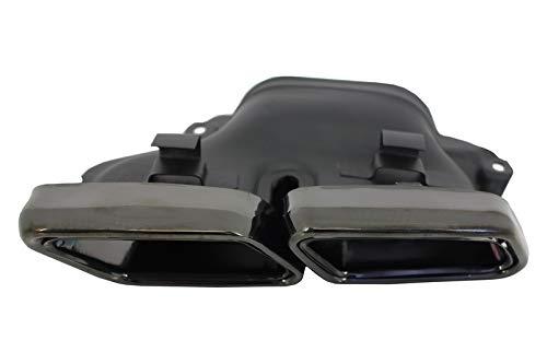 2019 KITT RDMBC205C63B Hecksto/ßstange mit Diffusor Coupe Cabriolet 2014 Piano Black