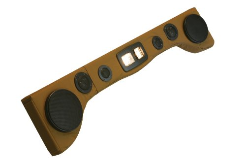 Vertically Driven 792515 6Spk ULT Sb Wran-Blk87-02 (Best Speakers For Jeep Wrangler Sound Bar)