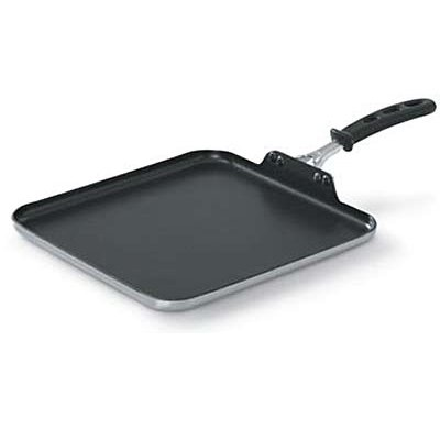 Vollrath Non-Stick Tribute Square 3-Ply Griddle w/ GatorGrip Handle ()
