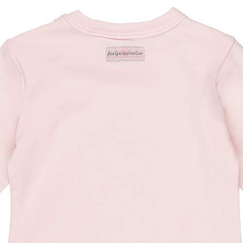 Feetje LA Shirt in hellem Rosa aus Bio BW Jersey f/ür kleine M/ädchen Sweet /& Little 1343