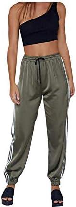 スポーツズボン ヨガパンツ ロングパンツ ジャージ ウエストゴム レディース ダンス スポーツ 個性的 快適 吸汗性 速乾性 通気性 ゆったり 3色