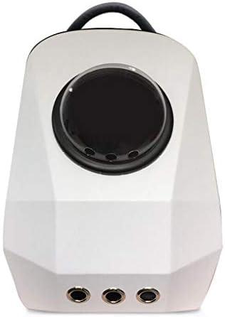 FLY® ペットバッグポータブル猫と犬屋外バックパックスペースカプセル猫と犬のショルダーバッグ白黒2色 (色 : 白)