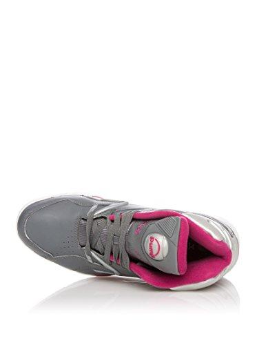 Reebok Zapatillas abotinadas Pump Axt Plus Mid Gris / Rosa EU 45.5 (US 12)