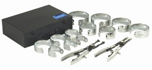 OTC 4840 Piston Ring Compressor Set with Ring Expander