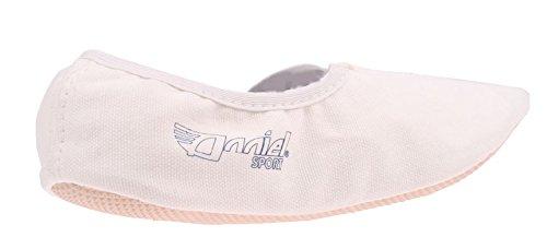 Blanc Chaussures 40 G ANNIEL 35 Taille de Turn Lin tq4wT0BO